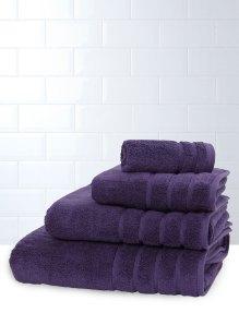 BHS pruple towel bale