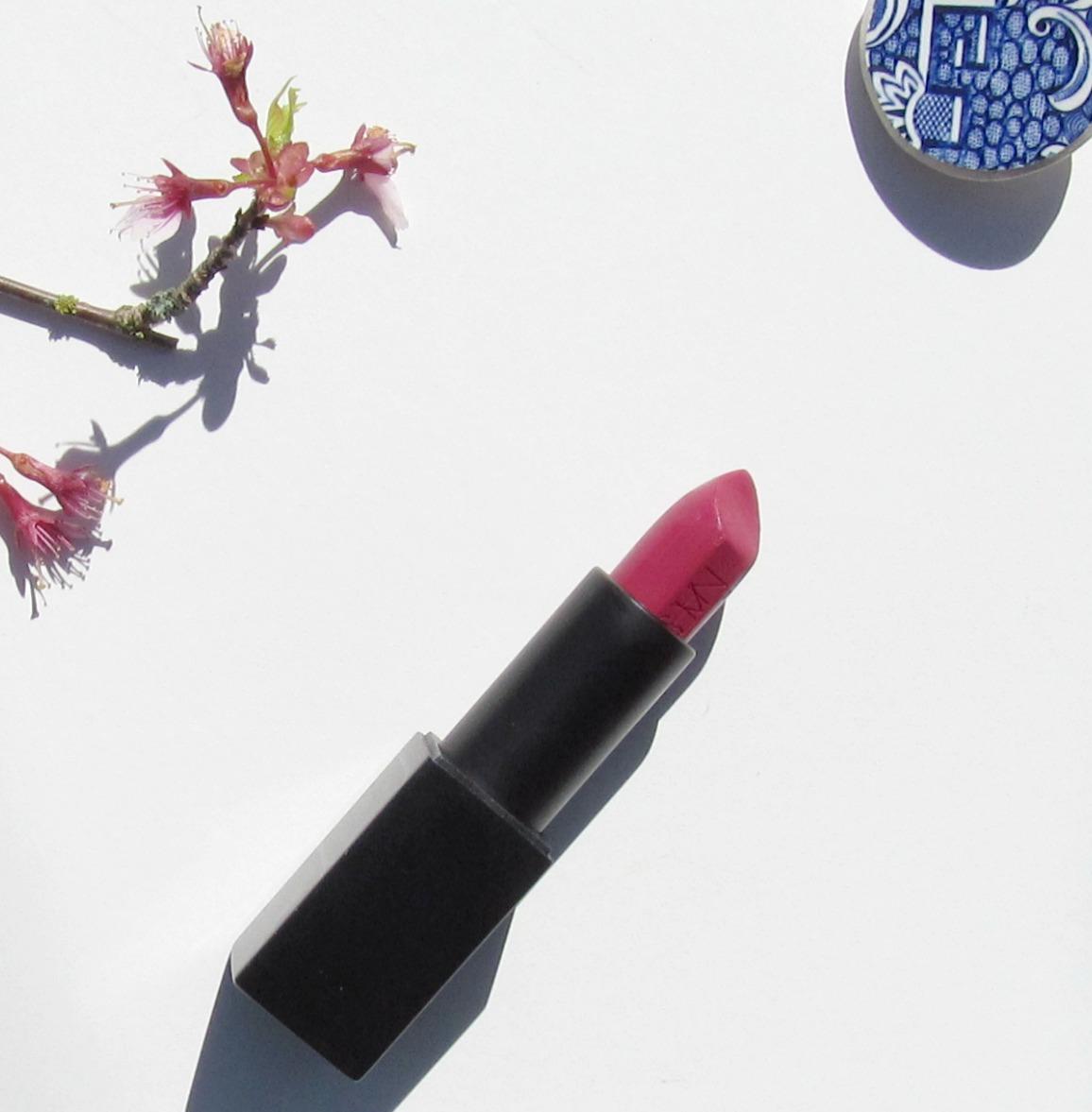 Lipstick love: Nars Audacious in Vera