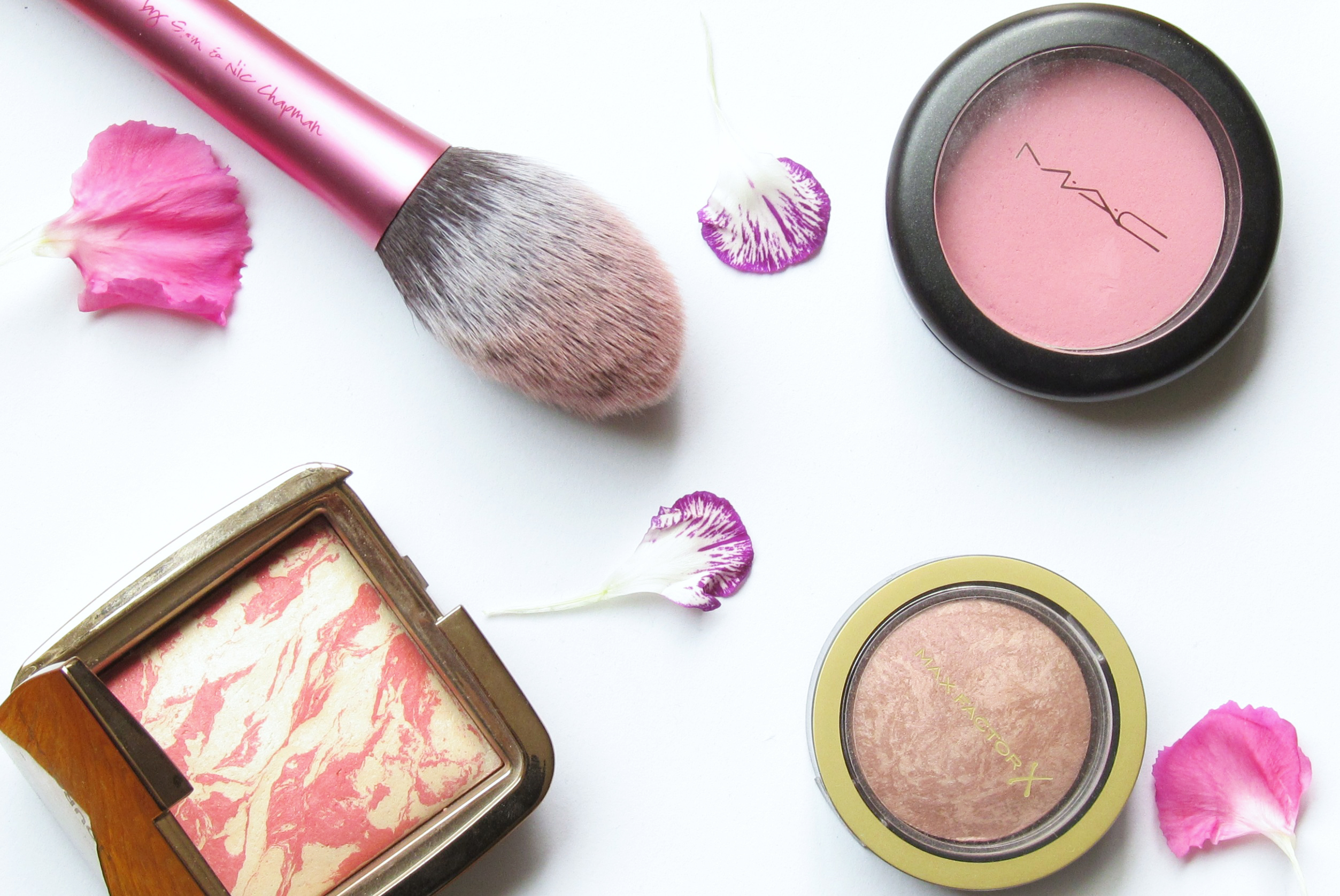 Everyday blushers for summer