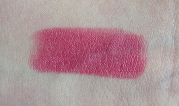 Clinique Pop Lip Colour Plum Pop swatch