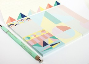 Keep your desk happy with new stationery
