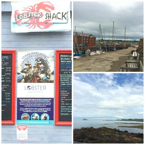North Berwick collage