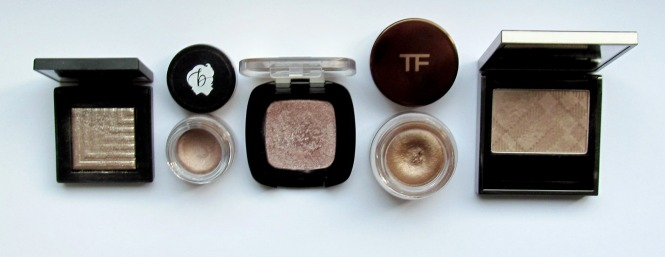 Everyday eye shadows