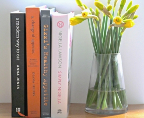 Cookbooks – four healthy(ish) gems