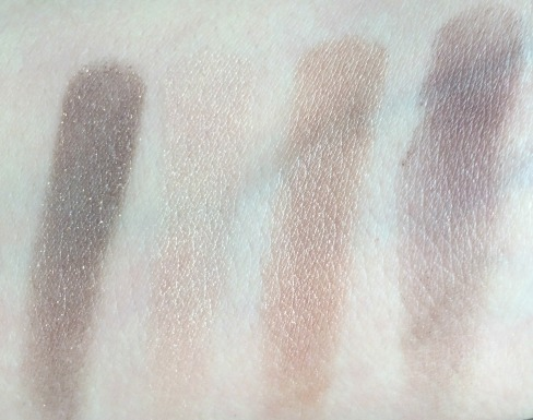 Chanel Tissé Rivoli swatches