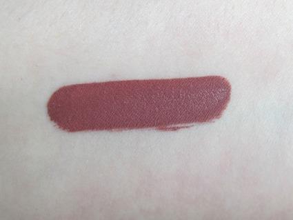 Kat von D Everlasting Liquid Lipstick in Lolita swatch