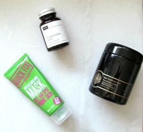 Save, spend, splurge: clarifyingmasks