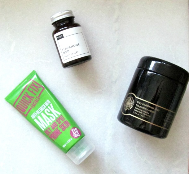 Save, spend, splurge - clarifying masks